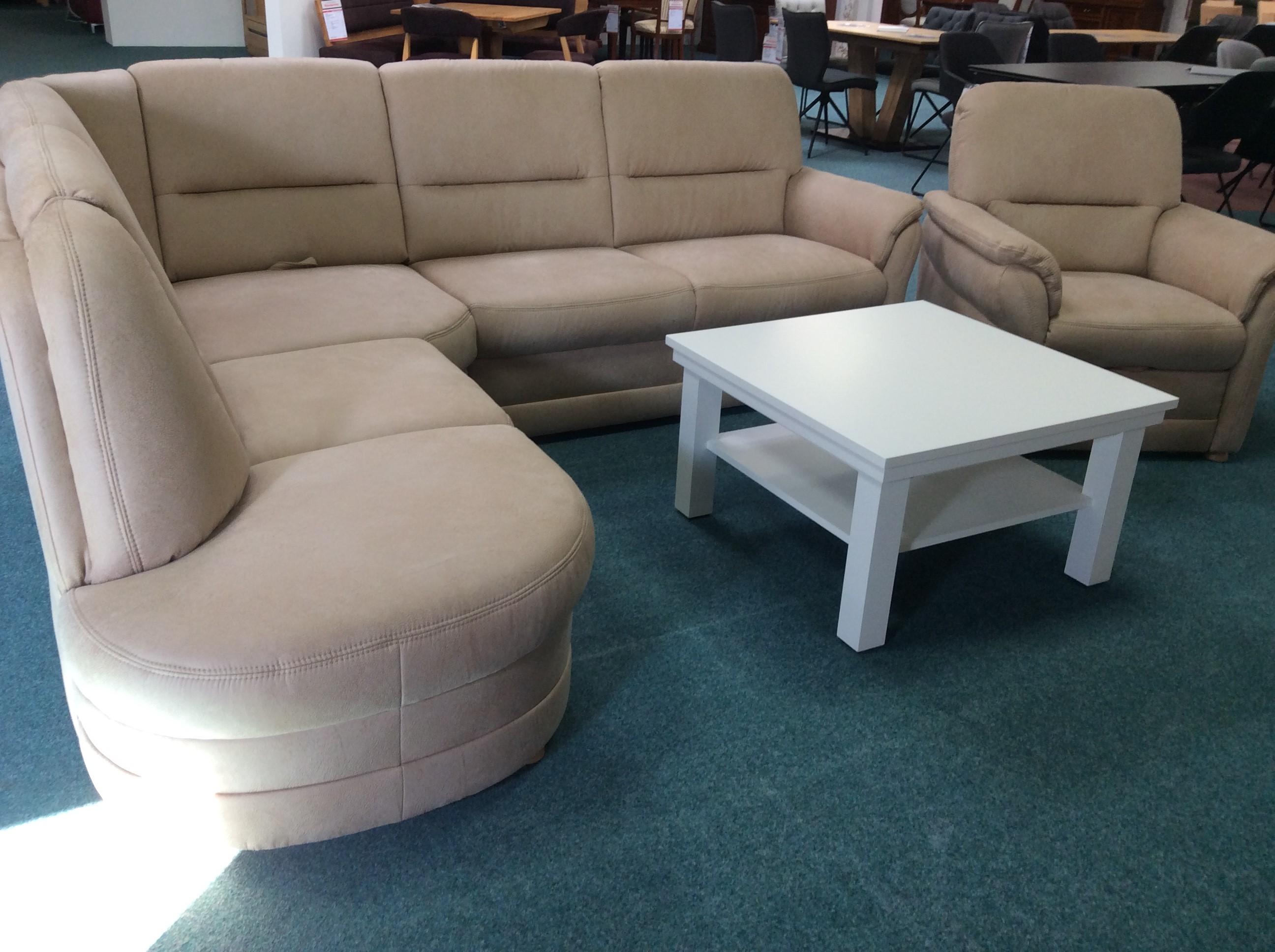 Eckkombi mit Sessel 483055